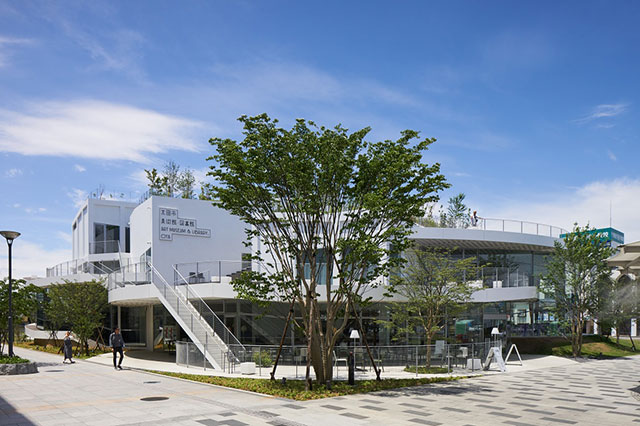 太田市美術館・図書館