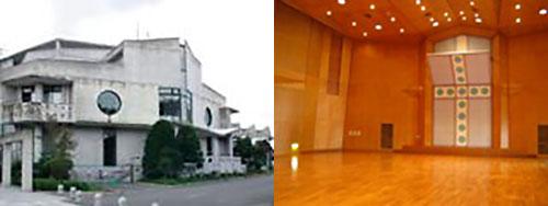 群馬音楽センター シンフォニーホール