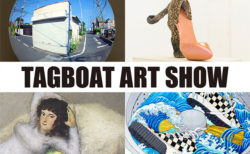 W'UP! ★ TAGBOAT ART SHOW tagboat