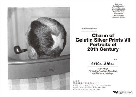 W'UP! ★ 第327回企画◆銀塩写真の魅力Ⅶ 20世紀の肖像 ギャラリー ときの忘れもの