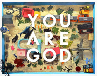 W'UP! ★ 「YOU ARE GOD」 杉本 克哉 展 hpgrp Gallery Tokyo