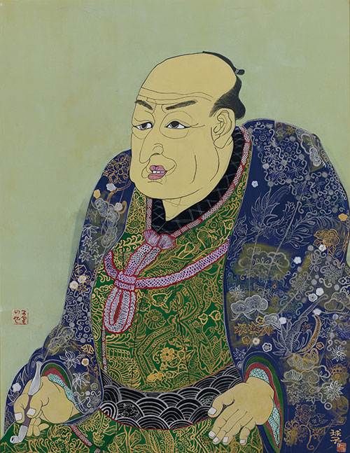 W'UP ★ 4月17日〜 日本画の150年 明治から現代へ 茨城県近代美術館