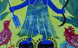 W'UP! ★ 3月9日~ 番留京子 展/3月22日~ グループ展「Multigeneration Square」 藍画廊