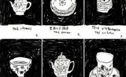 W'UP! ★ yoshiko abe exihibition「quatre chambres 4つの部屋」/4月19日~越智香住 個展 「しぐさのきおく」 スペース ユイ