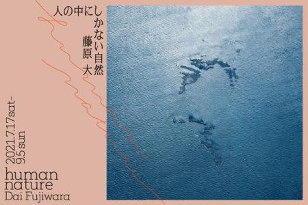 W'UP! ★7月17日~9月5日 human nature Dai Fujiwara 人の中にしかない自然 藤原 大 茅ヶ崎市美術館