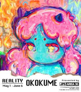 W'UP ! ★ REALTY OKOKUME 個展 JPS AREA 36