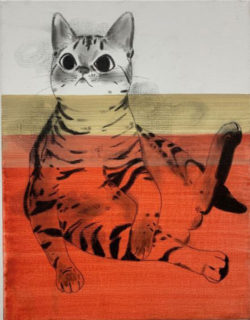 W'UP! ★ 宮城勝規 個展 Cats Are Alright  modernism and cuties Ohshima Fine Art