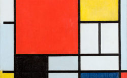 W'UP ! ★ 生誕150年記念 モンドリアン展 純粋な絵画をもとめて SOMPO美術館