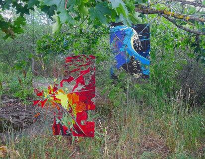 W'UP! ★アートの庭-北欧と日本の作家によるコンテンポラリーアート展 三溪園