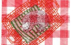 W'UP! ★「糸で描く物語 刺繍と、絵と、ファッションと。」展 横須賀美術館
