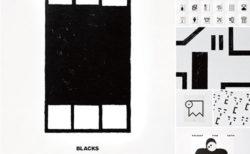 W'UP!★6月18日~6月27日 宇都勝宏 個展「BLACKS」 GALLERY33 NORTH 1F
