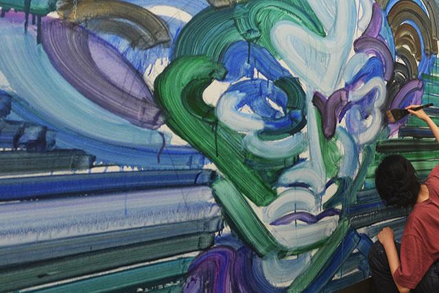 W'UP! ★7月31日~8月11日 江上越個展「星の時間」/8月14日~8月25日 牟田陽日個展「眼の器」 銀座 蔦屋書店 GINZA ATRIUM
