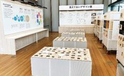 W'UP! ★6月21日~9月16日 大日本印刷・武蔵野美術大学共催企画展「見えてないデザイン展」 DNPプラザ  会期延長しました!