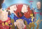 "W'UP! ★9月9日~10月11日 A to Z""V for Viola"" 「E for Egg / Empty」Kaori Tatebayashi Ceramic Art Exhibition 舘林香織 作品展 イデーショップ 自由が丘店"