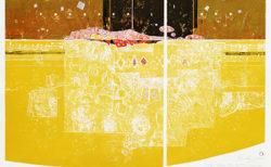 W'UP! ★9月21日~9月26日 尹銀子(ユン・ジャ)版画展 Gallery KINGYO