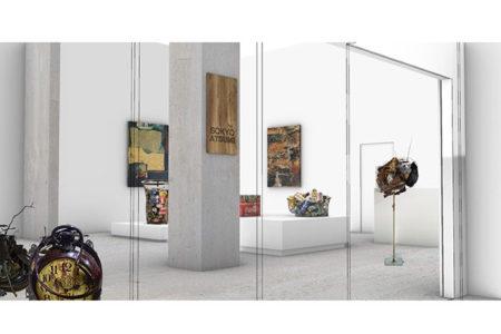 W'UP! ★7月14日~9月4日 三島喜美代個展「1950年代から2021年まで」 SOKYO ATSUMI