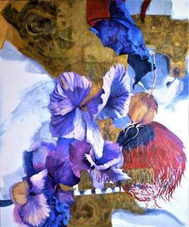 W'UP! ★10月19日~12月19日  渋谷良子作品展~こころの趣くままに~森のホール21アートスペース