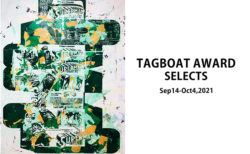 W'UP! ★9月14日~10月4日 TAGBOAT AWARD SELECTS tagboat 阪急MEN'S TOKYO