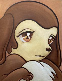 W'UP! ★10月15日~11月5日 下家杏樹 新作展示「MUTATION」 銀座 蔦屋書店インフォメーションカウンター前