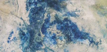 【Physical Expression Criticism】壁のシミに抽象画を見る、だけではない。叶野千晶展